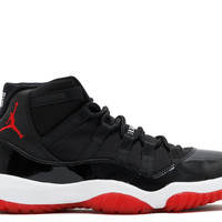 "Air Jordan 11 Retro ""2012 Release"" - Air Jordan - 378037 010 - black/varsity red-white 