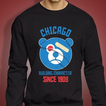 Chicago Cubs Final Without White Circle Men'S Sweatshirt