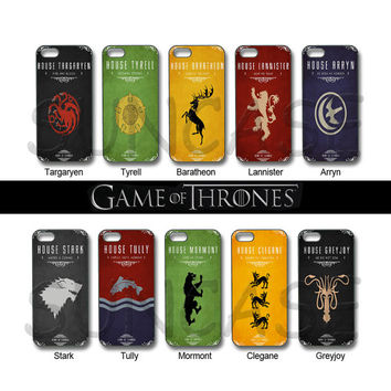 iphone 5C case,Game of Throne,iphone 5S case,iphone 5 case,iphone 4 case,ipod 4 case,ipod 5 case,ipod case,iphone cover,iphone case,house
