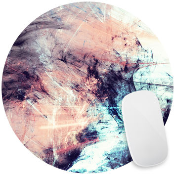 Marbled Glow Mouse Pad Decal