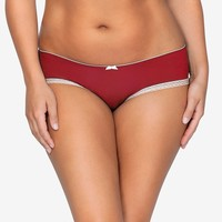 Parfait Panty Hipster in Tango Red