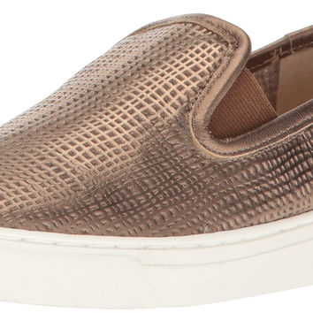 Vince Camuto Women's Becker Slip-on Sneaker Ash Bronze 11 B(M) US '