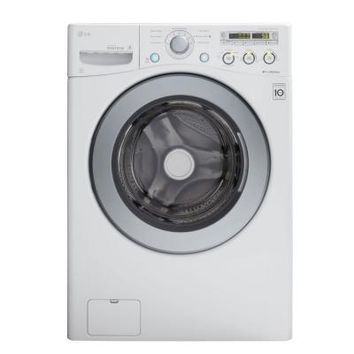 LG Electronics 3.6 DOE cu. ft. High-Efficiency Front Load Washer in White, ENERGY STAR-WM2250CW at The Home Depot