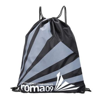 Sports gym bag 34*42cm Double Layer Drawstring Waterproof Backpacks Colorful Shoulder Bag Swimming Bags for Outdoor Sports KO_5_1