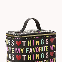 Favorite Things Travel Case