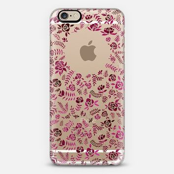 Pink Rose iPhone 6 case by sy.hong | Casetify