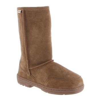 "Womens Meadow 10"" Boot by BEARPAW in color 220-Hickory"