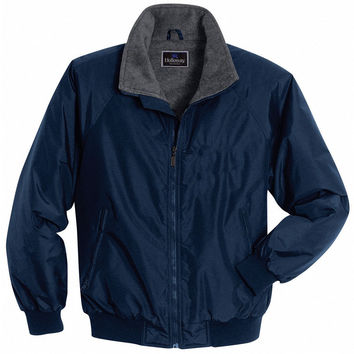Holloway 229612Tall Scout Jacket - Navy Charcoal Heather