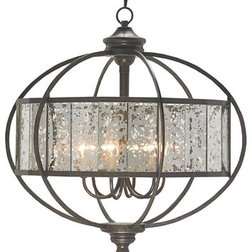 Currey Company Florence Chandelier