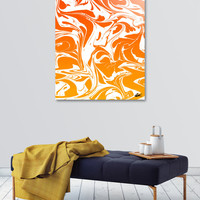 «Ease Up!», Limited Edition Acrylic Glass Print by Chrisb Marquez - From $75 - Curioos