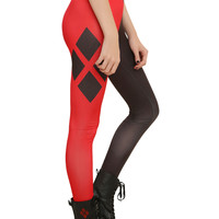 DC Comics Harley Quinn Leggings