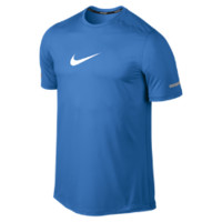 Men's Running Shirt - Photo Blue