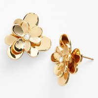 Women's kate spade new york 'pansy blossoms' stud earrings