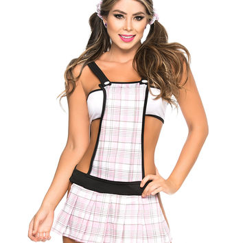 """Always Ready"" School Girl Costume"