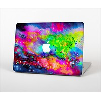 "The Neon Splatter Universe Skin Set for the Apple MacBook Pro 13"" with Retina Display"