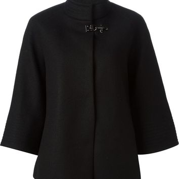 Fay cropped coat