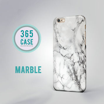 Marble iPhone 6 Plus Case White Marble iPhone 6 Granite Texture Natural Stone Light Marble iPhone 5/5S/5C/4/4S Case Samsung Galaxy Case