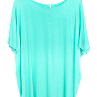 The Sweetie Top - Mint