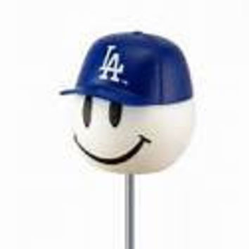 Loa Angeles Dodgers antenna topper