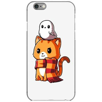 brave kitty iPhone 6/6s Case