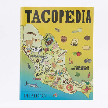 Tacopedia Book - Urban Outfitters