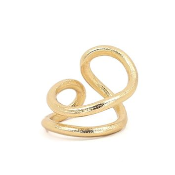Twist Wrap Ring