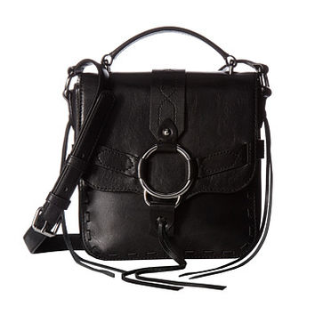 Rebecca Minkoff Darling Top-Handle Crossbody Black - Zappos.com Free Shipping BOTH Ways