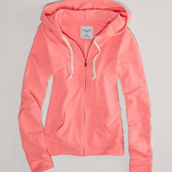 AE Fleece Hoodie | American Eagle Outfitters