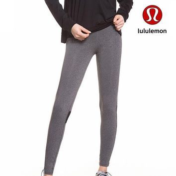 Lululemon Print Gym Yoga Running Leggings Pants Trousers Sweatpants