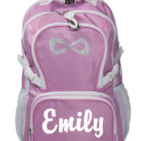 Personalized Nfinity Princess Backpack - Large | Team Cheer