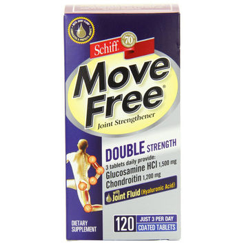 Schiff Vitamins Move Free - Double Strength - 120 Tablets