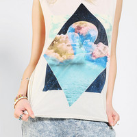 Truly Madly Deeply Mystic Air Muscle Tee