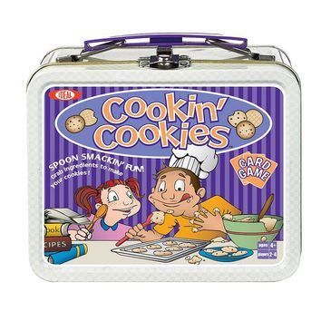Ideal Cookin' Cookies Lunch Box Card Game