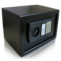 Best Choice Products SKY163 0.3CF Electronic Digital Lock Keypad Safe Box Home Security Gun Cash Jewel Black