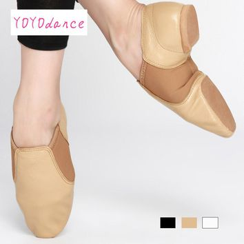 New 2018 Dance Shoes Women Jazz Hip Hop Shoes Salsa Sneakers for Woman Child US8 To Adult Us11.5 Big Size Jazz Dance Shoes