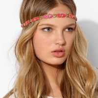 Deepa Gurnani Faceted Crystal Headwrap - Urban Outfitters