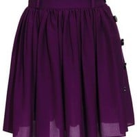 Browns fashion & designer clothes & clothing | BALENCIAGA | Pleated mini-skirt