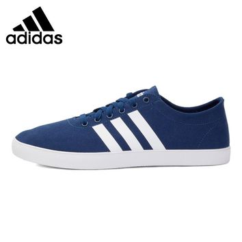 Original New Arrival Adidas NEO Label EASY VULC VS Men s Skateboarding Shoes  Sneakers c062cb7f21