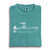 Boat Ride Adult Tee