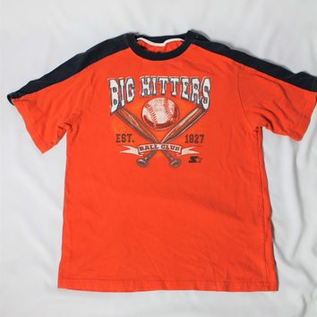 Boys Starter Big Hitters Top, size XL, 14/16