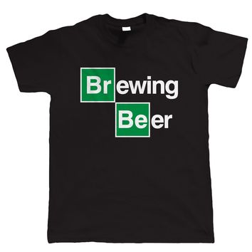 Br-ewing Be-er - Beer Drinking Unisex T-shirt