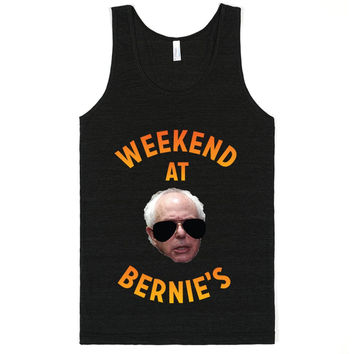 Weekend At Bernie Sanders'