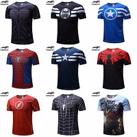Super Hero Dry Fit Jersey