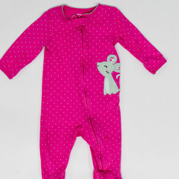 Carter's Baby Girl Size- 9M Onesuit