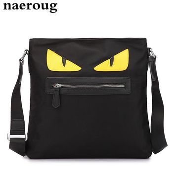 Men Women Brand Briefcase Bag Famous Designer Monster Bags Fashion Women Luxury Handbag Oxford Messenger Crossbody Shoulder Bags