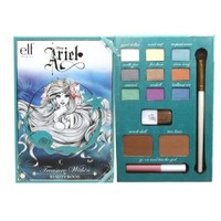 e.l.f Disney Ariel Treasure Within Beauty Book Eyes Lips Face