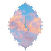 Lisa Argyropoulos Dream Beyond The Sky Baroque Clock