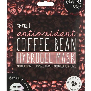 Oh K Coffee Bean Hydrogel Mask