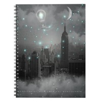 Imagination Takes You Everywhere Notebook