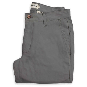Ash Standard Issue Slim Chino